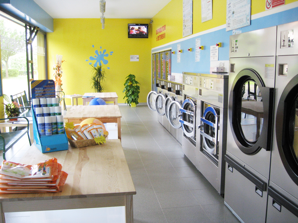 Self Service Laundry ~ Shops laundries laundry service self